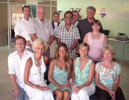 Kontaktieren Sie das Remax Dominikanische Republik-Team