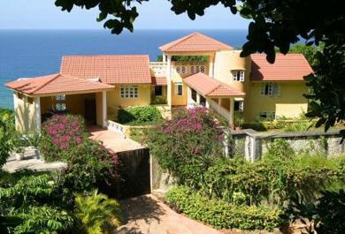 Ocean Villa vue de luxe
