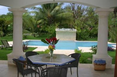 Villa de style méditerranéen