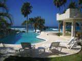 Impresionante Villa frente al mar