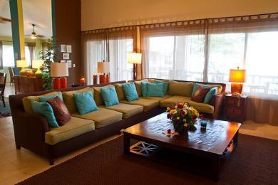 Atemberaubende 4 Schlafzimmer Apartment am Meer