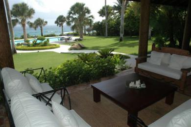 Magnifique Villa Oceanfront