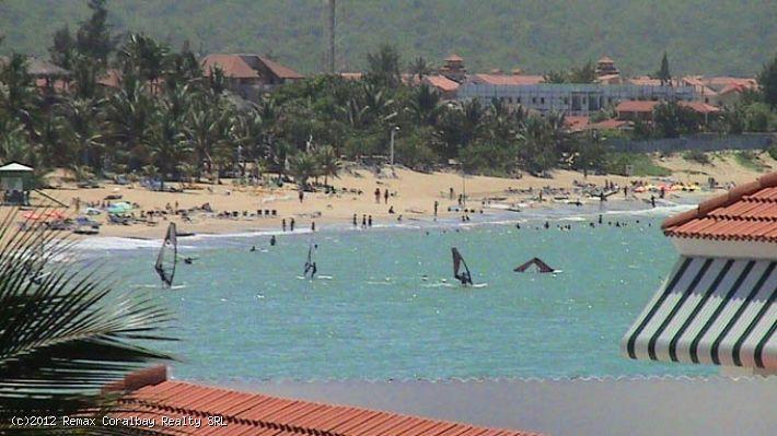 Oceanside Hôtel sur la plage de Cabarete