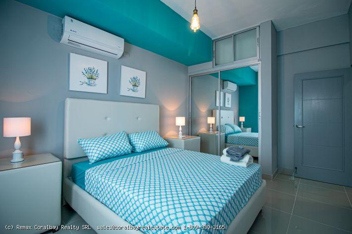 Второй этаж в современном стиле 3-комнатная квартира ......