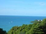 Lote panorámico con vista al mar ...