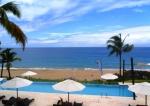 Blick auf den Strand 2nd Boden Ocean View