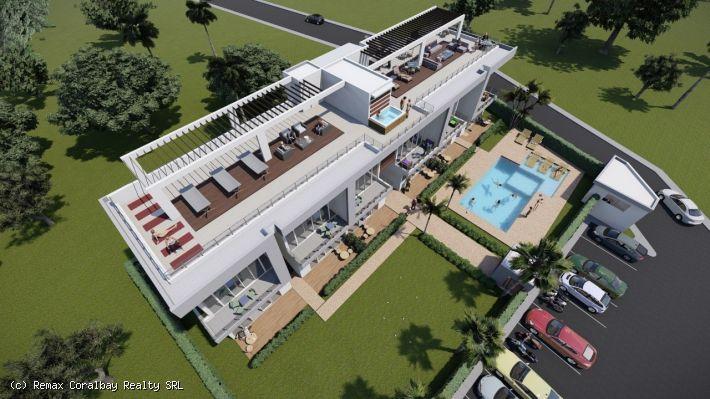 Nuevo proyecto exclusivo cerca de la playa Encuentro ...