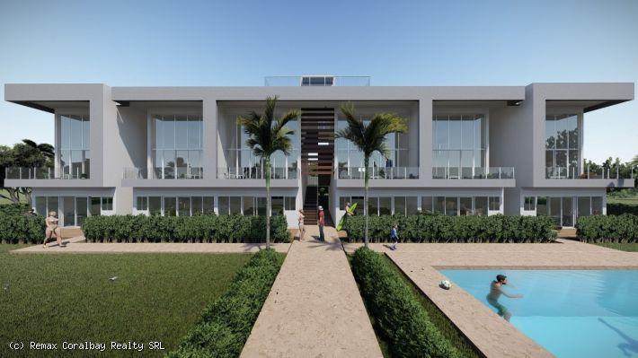 Neues exklusives Projekt in der Nähe von Encuentro Beach ....