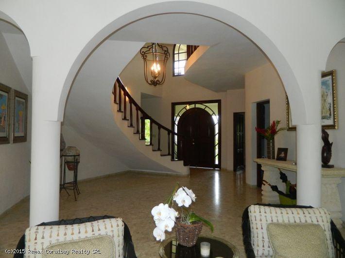 Exklusive Villa in einer Umgebung unter der Karibik am besten