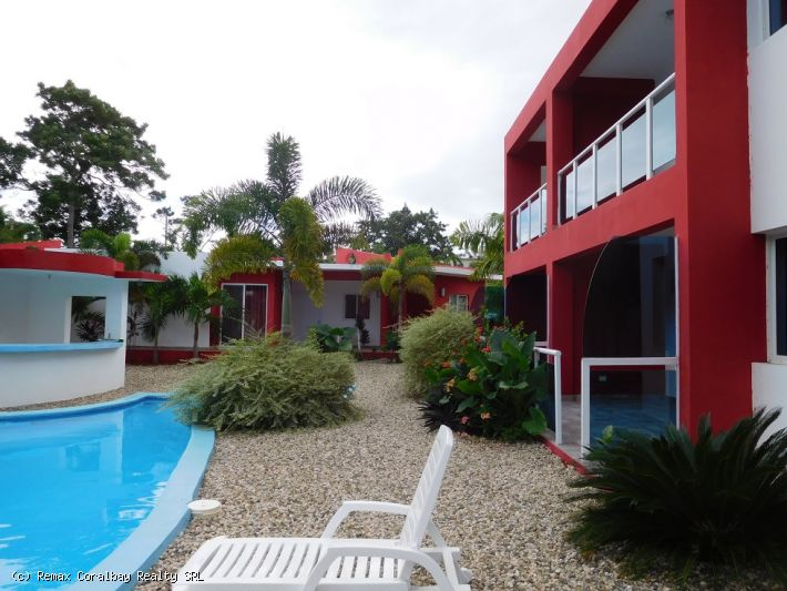 Deux duplex Villa à Sosua ...
