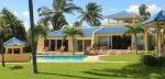 4-chambre villa de luxe en front de mer ....