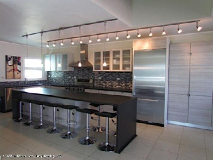 Luxuriöse Penthouse