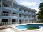 Oceanfront Hotel am Strand von Cabarete