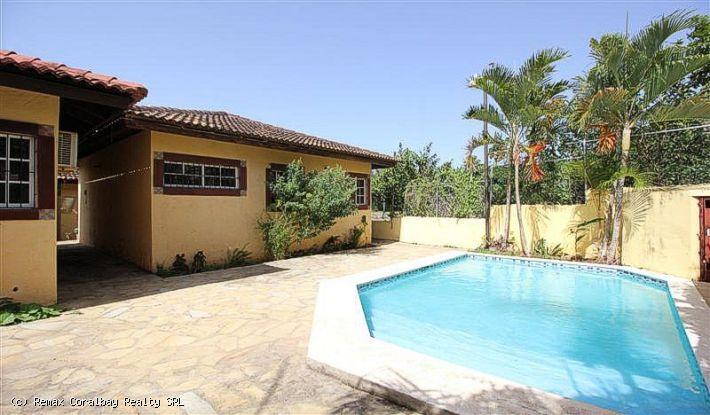 Joli bungalow à Sosua ...