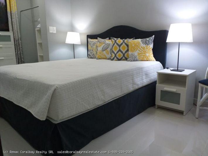 Condominio de dos habitaciones en el centro de Cabarete ...